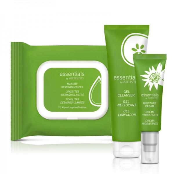 Set für normale bis trockene Haut - essentials by ARTISTRY™