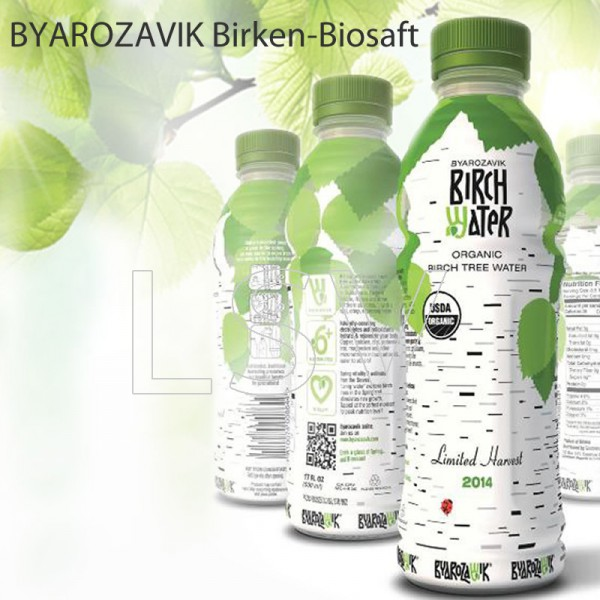 Birkensaft - Birkenwasser Bio - 500 ml