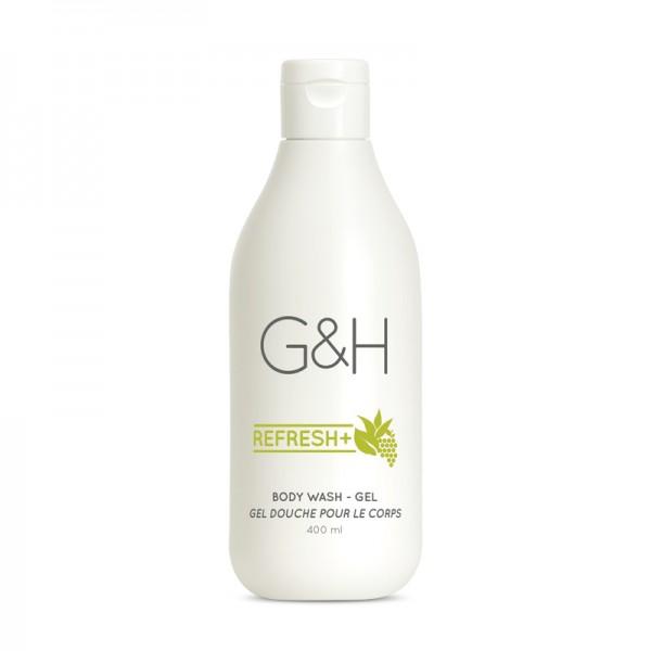 G&H REFRESH+™ Duschgel