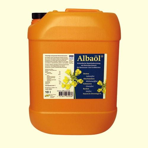 Albaöl HC Linum - 10 Liter