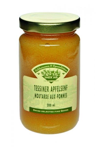 Tessiner Apfelsenf - 200ml