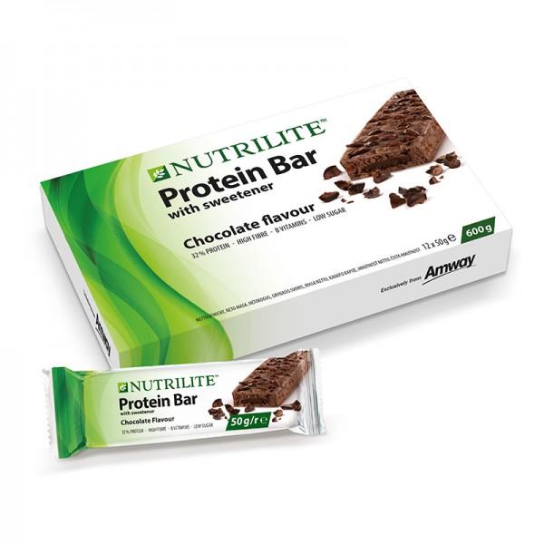 Proteinriegel Schokoladengeschmack