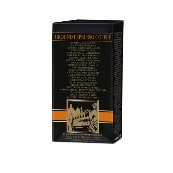 Espressokaffee, gemahlen - 4x250g