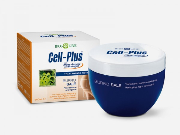 CELL-PLUS® NOTTE Creme Butter & Salt