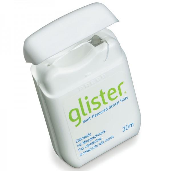 Zahnseide mit Minzgeschmack GLISTER™