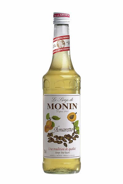 Monin Aromasirup Amaretto, 70 cl