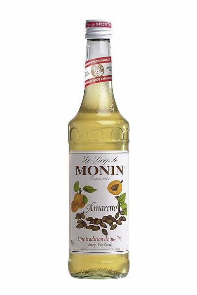 Monin Aromasirup Amaretto, 70 cl