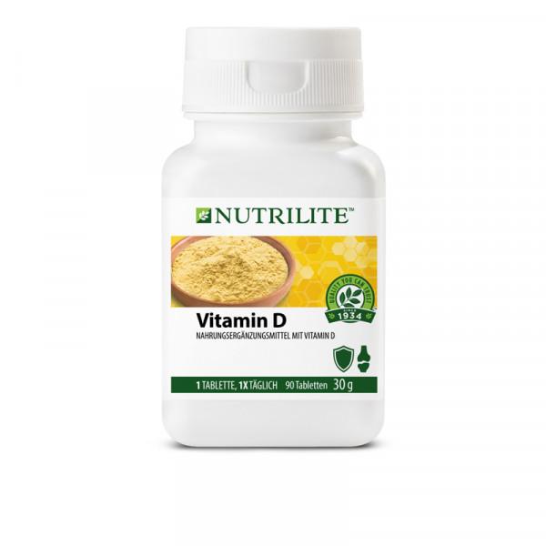 Vitamin D NUTRILITE™ - Grösse: 90 Tabletten
