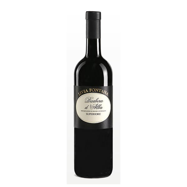 Barbera d'Alba DOC Superiore - 2012