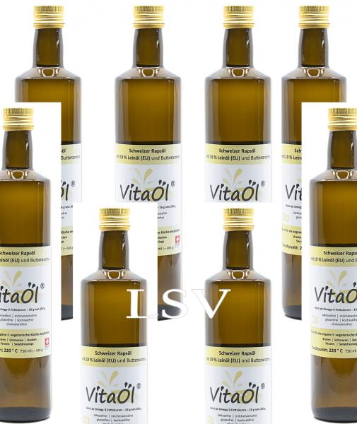 Vitaöl - 8 x 7,5 dl
