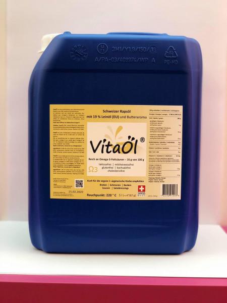 Vitaöl Kanister - 5 Liter