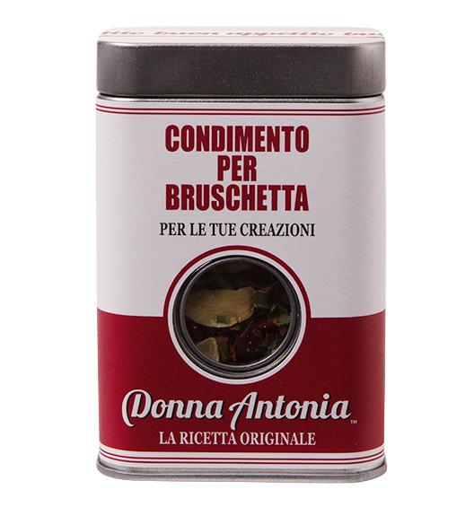 Bruschetta Gewürzmischung aus Italien - Condimento per Bruschetta